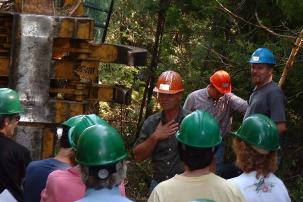 Photo of teacher tour