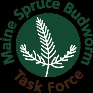 Maine Spruce budworm task force logo