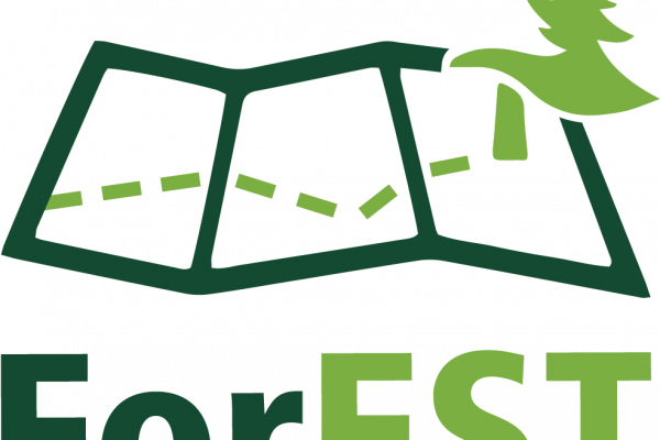 Logo for ForEST app