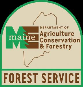 Maine Forest Service logo